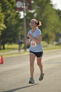 Run, Lauren, Run!